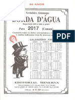 Borda Agua 2017