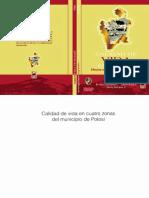 Calidad de Vida en Cuatro Zonas del Municipio de Potosí (BOLIVIA)