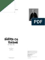 Karate-Do Kyohan - Gichin Funakoshi