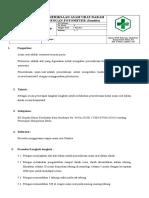 8.1.1.1. SOP Pemeriksaan Asam Urat Darah Dengan Fotometer (Stanbio) 2