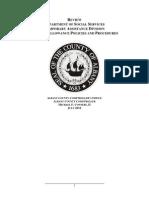 DSS Review of Shelter Allowances Final