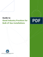 Gbp Guide to Good Industry Practices for Bulk Lp Gas Installations