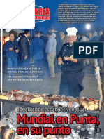 PECUARIA Y NEGOCIOS - ANO 13 - NUMERO 148 - NOVIEMBRE 2016 - PARAGUAY - PORTALGUARANI