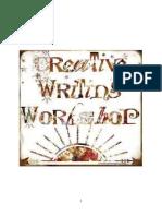 How to Teach Creative Writing