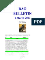 Bulletin 170301 (PDF Edition)