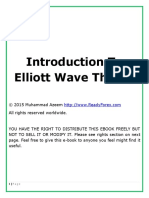 Introduction to Elliott Wave Theory