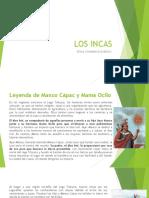 Unidad 2 Incas - Érika Johanna Guevara Restrepo