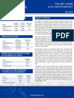 Net Lease Auto Parts Store Report 2017