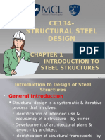 Chapter 1 - Introduction to Steel Design