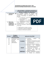 Fundamentos y Vocabulario ISO 9000