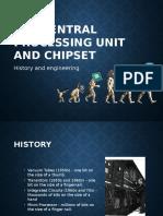 Microprocessor History