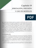 27 Capítulo 19. Interpretación, Difusión y Uso de Modelos