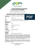 Administrativos-Reglamento Higiene y Seguridad Industrial-2011