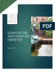 Fauquier County Public Library Survey Report 2017