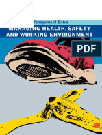 Managing Health and Safety in the Working Environment