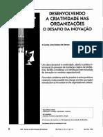 DESENVOLVENDO A CRIATIVIDADE NAS ORGANIZAÇÕES.pdf