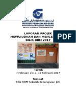 Cover Laporan Bbm