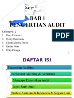 Bab 1 Auditing Kel.2