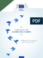 Livre Blanc Sur l'Avenir de l'Europe