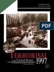 XFBI1997 - Terrorism in the United States