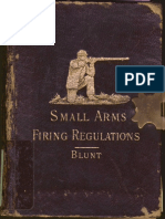XFiring Regulations for Small Arms (1889)