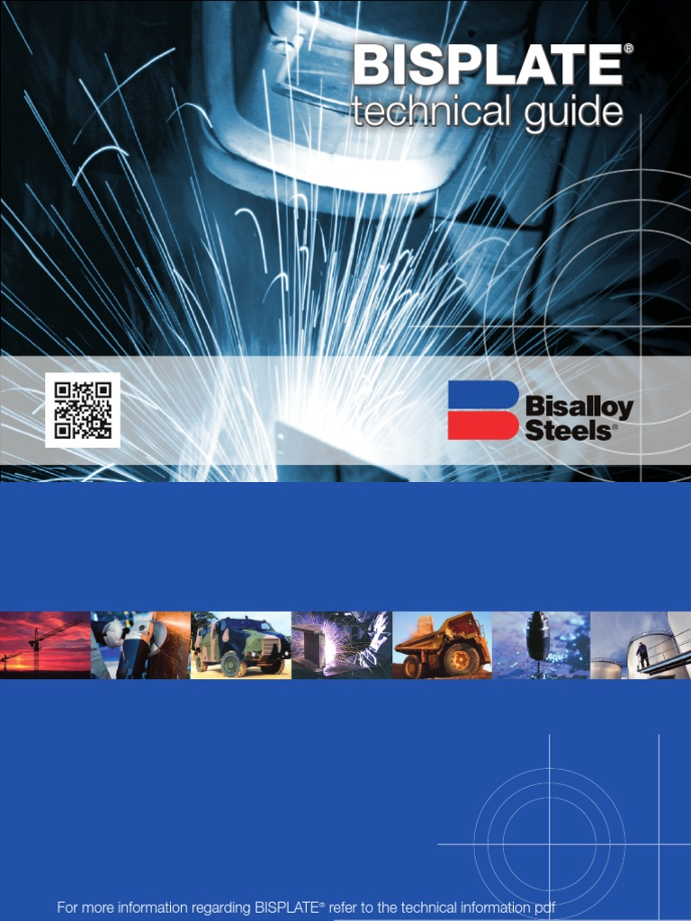 Bisalloy Tech Guide 2012-2013 | Steelmaking | Structural Steel