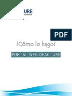 Manual Portal Dfacture v2
