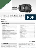 UsersGuide Sena SMH5-FM-V1.3 Es1