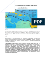 Aruba Declaration 2017