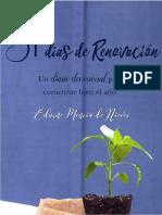 31 días de renovación espiritual para mujeres que aman a Dios