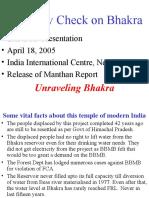 sandrp_prsent_bhakra