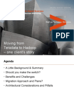 Day 2_Moving From Teradata to Hadoop