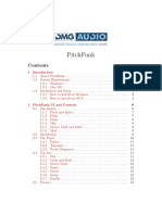DMGAudio PitchFunk Manual