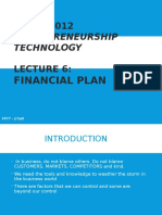 L6 - Financial Plan New