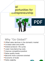 L10-Global Opportunities for Entrepreneur