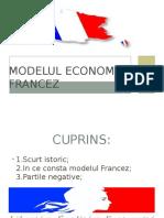 Modelul Economic Francez