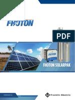 FHoton SolarPAK