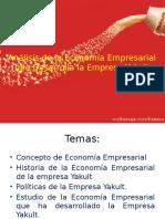 Economia empresarial-Yakult
