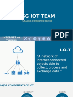 IOT Launch Presentation