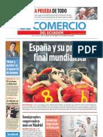El Comercio del Ecuador Edición 224