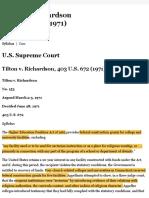 6 Tilton v. Richardson