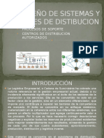 Diseño de Sistemas y Redes de Distibucion