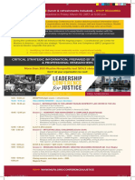 Minneapolis Leadership Conference Schedule - March 11, 2017