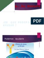 Alergia Historia Podemos Ayudarle