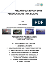 Perencanaan Tata Ruang Pelabuhan1