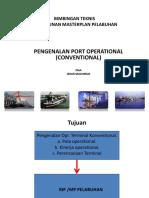 Pengenalan Operational Pelabuhan