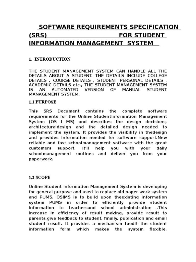 Softwarerequirementsspecificationsrsc user computing softwarerequirementsspecificationsrsc user computing system administrator altavistaventures Gallery