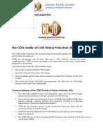 CD50 Technical Datasheet 2014