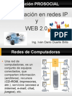 Capacitacion redes y web 2.0