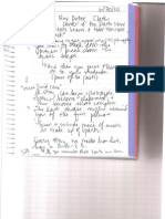 Roy Peter Clark - Speech Notes - 063010